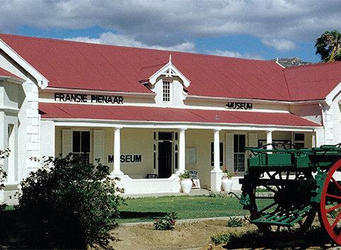 Fransie Pienaar Museum