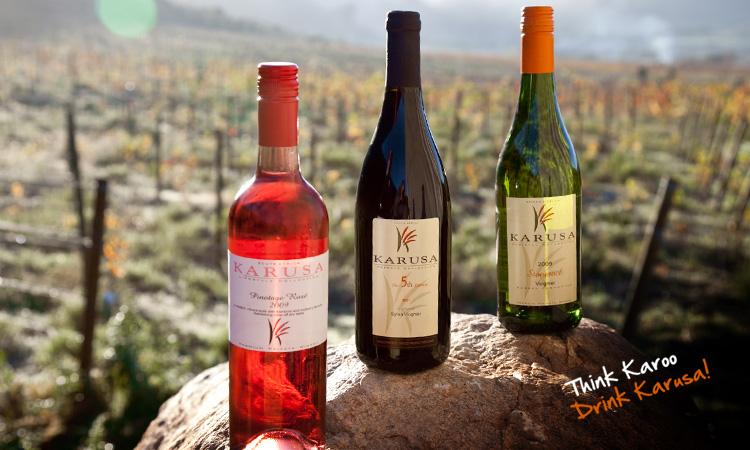 Karusa Premium Wine producer & Craft Brewery