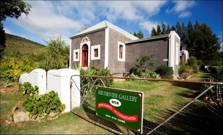 KRUISRIVIER GALLERY and COFFEE SHOP