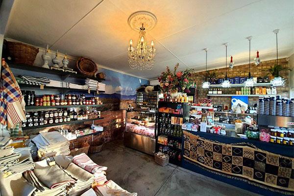 Village Trading Post - Coffee Shop De Rust