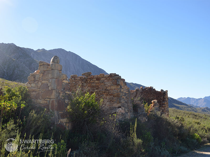 Ruins of the Hotel